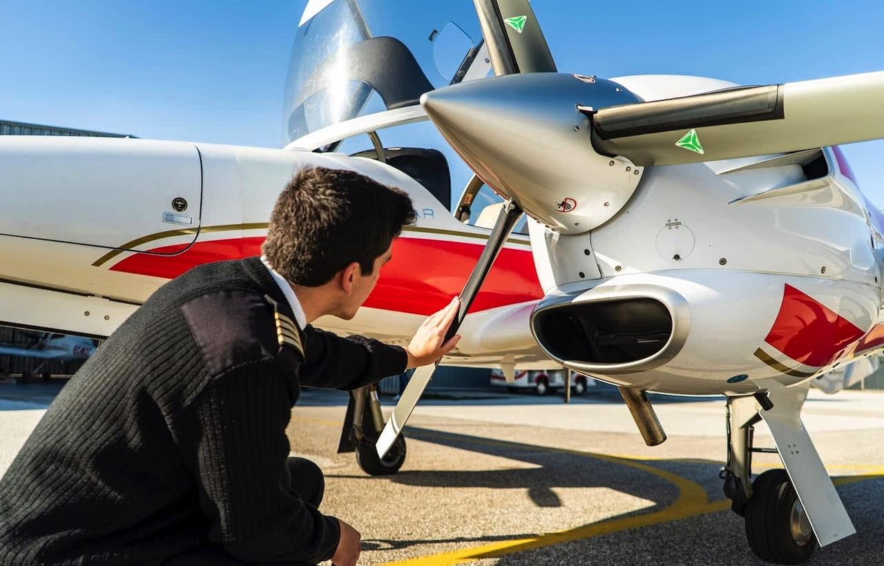 upgrades pilot training