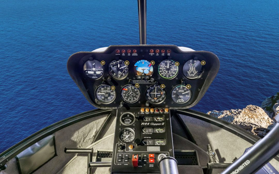 Create cockpit familiarisation course in just hours