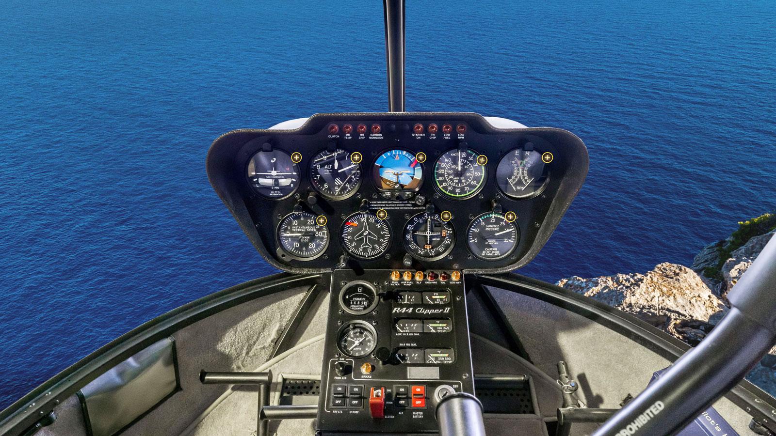 Cockpit Familiarisation Course