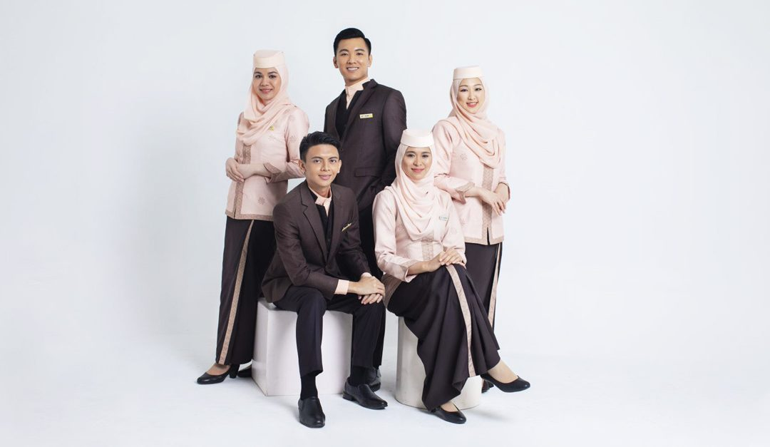 How award-winning Royal Brunei Airlines train their crew