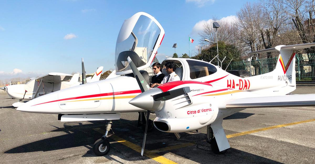 Virtual Pilot Training Aviomar